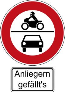 weniger auto fahren